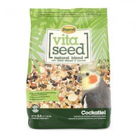 Higgins Vita Seed Natural Blend Cockatiel