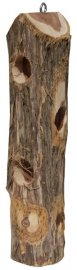 Pine Tree Farms Log Jammer Adirondack  Hornbeam Hardwood Feeder