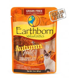 Earthborn Holistic® Autumn Tide™ Tuna Dinner with Pumpkin in Gravy