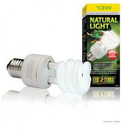 Exo Terra Natural Light - Full Spectrum Daylight Bulb