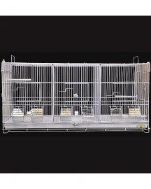 Kings C3514 Triple Canary Breeder Cage