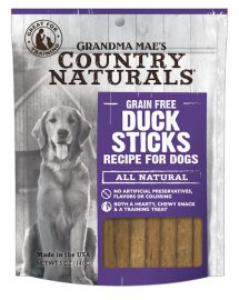 Grandma Mae's Country Naturals Grain Free Duck Sticks