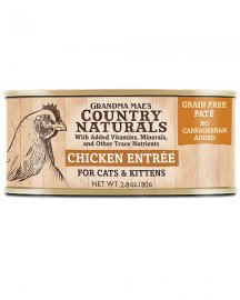 Grandma Mae's Country Naturals Chicken Entree 2.8 Oz