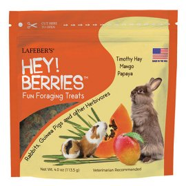 Lafeber Hey!Berries for Rabbits, Guinea Pigs, & Other Herbivores