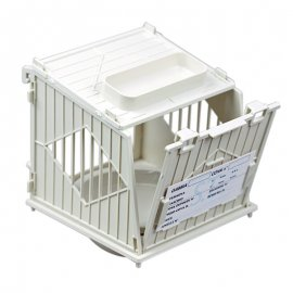 S.T.A Outside Canary Nestbox w/Insert