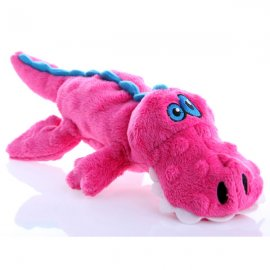 GoDog Just For Me Pink Gator Chew Guard Technology™
