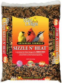 Wild Delight Sizzle N' Heat® Bird Food