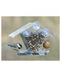 Aspects Window Cafe Bird Feeder