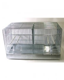 Domus Double Canary Breeder Cage