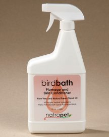 Natrapet Bird Bath Spray
